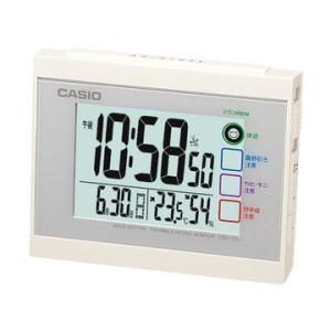 CASIO カシオ 置時計 ホワイト EF-554SPJ-1AJF webtrade