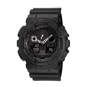 国内正規品カシオ 腕時計 CASIO Gショック G-SHOCK  GA-100-1A1JF|webtrade