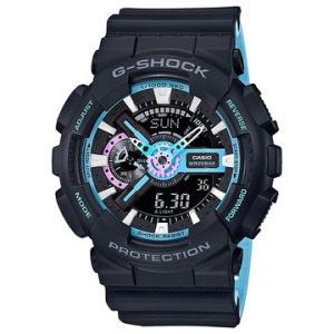 国内正規品  カシオ  腕時計  メンズ  Gショック GA-110PC-1AJF|webtrade