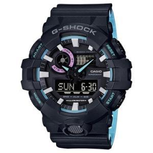 国内正規品  カシオ  腕時計  メンズ  Gショック  GA-700PC-1AJF|webtrade