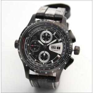 HAMILTON 腕時計ハミルトン KHAKI X-Mach(カーキ・X-マッハ) H76686735|webtrade