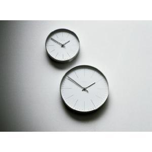 マックス・ビル 壁掛け時計 Max Bill クロック Line-30 ドイツ製|webtrade