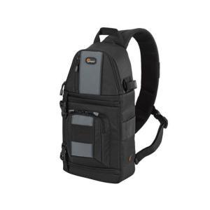 ロープロ Lowepro カメラバッグ スリングショット102AW  ブラック|webtrade