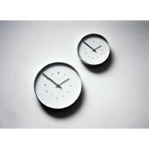 次回3月末入荷予定 マックス・ビル 壁掛け時計 Max Bill クロック Number-30 ドイツ製|webtrade