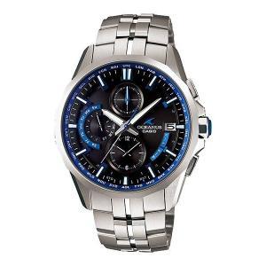 国内正規品   カシオ オシアナス 腕時計 OCW-S3000-1AJF マンタ ソーラー 電波時計|webtrade
