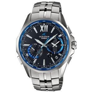 国内正規品 カシオ オシアナス 腕時計 OCW-S3400-1AJF マンタ ソーラー 電波時計|webtrade