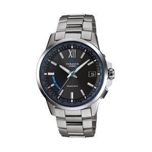 国内正規品カシオ オシアナス 電波ソーラー メンズ OCW-T150-1AJF 腕時計|webtrade