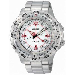 セイコー プレミア SEIKO 腕時計 キネティック 海外 モデル SKA421P1|webtrade