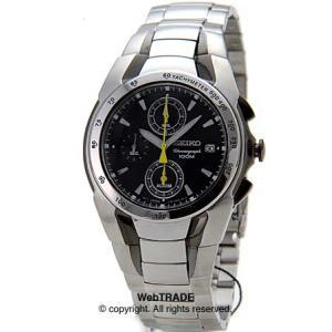 セイコー 逆輸入 SEIKO 腕時計 クロノグラフ 海外 モデル SNA523|webtrade