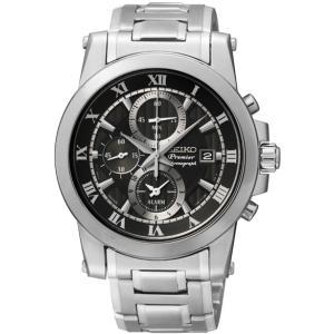 SEIKO腕時計セイコー海外モデルクロノグラフ ホワイト SNAF31P1|webtrade