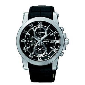 SEIKO腕時計セイコー海外モデルクロノグラフ ホワイト SNAF31P2|webtrade