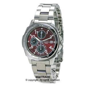 セイコー 逆輸入 SEIKO 腕時計 クロノグラフ 海外 モデル SND495|webtrade