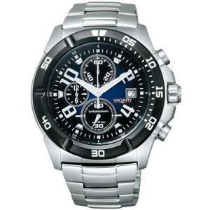 シチズン バガリー 腕時計 VA0-017-71 ダークブルー webtrade