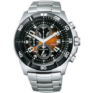 シチズン バガリー 腕時計 VA0-017-93 ダークオレンジ webtrade