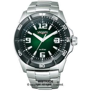 シチズン バガリー 腕時計 VC0-018-41 グリーン webtrade
