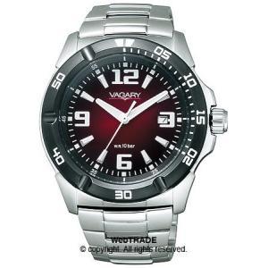 シチズン バガリー 腕時計 VC0-018-93 レッド webtrade