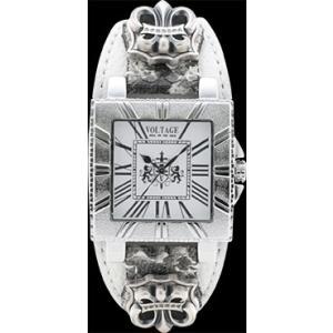 ヴォルテージ 腕時計  VOLTAGE  VO-0083S-01W webtrade