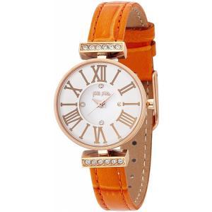 フォリフォリ 腕時計 Folli Follie WF13B014SSW-OR  レディース 時計|webtrade