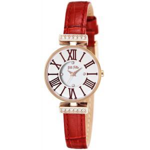 フォリフォリ 腕時計 Folli Follie WF13B014SSW-RE  レディース 時計|webtrade