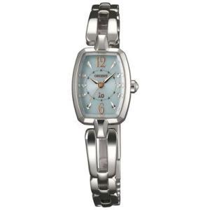 オリエント  腕時計 イオ io スイートジュエリー ソーラー WI0141WD レディース|webtrade