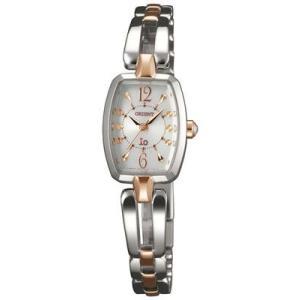 オリエント  腕時計 イオ io スイートジュエリー ソーラー WI0151WD レディース|webtrade