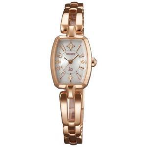 オリエント  腕時計 イオ io スイートジュエリー ソーラー WI0161WD レディース|webtrade