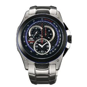 予約 オリエント 腕時計 ORIENT スピードテック クロノグラフ メンズ WV0011KT|webtrade