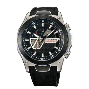 予約 オリエント 腕時計 ORIENT スピードテック 自動巻き メンズ WV0021DA|webtrade