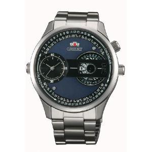 オリエント 腕時計 ORIENT スタイリッシュ&スマート DUAL II メンズ WV0031XC|webtrade