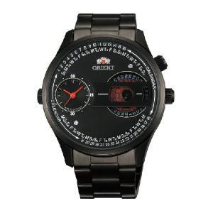 オリエント 腕時計 ORIENT スタイリッシュ&スマート DUAL II メンズ WV0041XC|webtrade