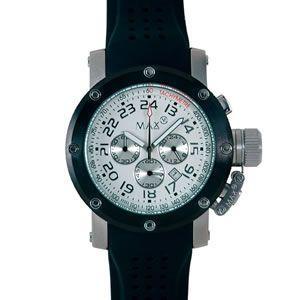 マックス 腕時計 MAX ブラック シルバー クロノグラフ MAX426|webtrade
