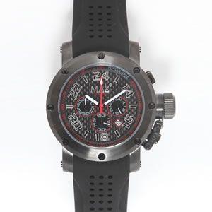 マックス 腕時計 MAX ブラック クロノグラフ MAX533|webtrade