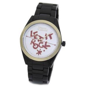 ヴィヴィアンウエストウッド 腕時計 VV072GDBK|webtrade