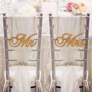 チェアサイン08MrMr|weddingdecor