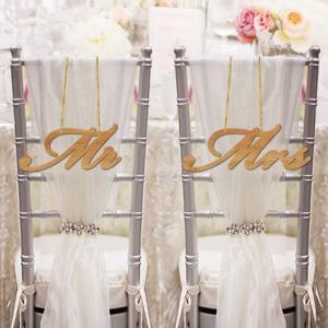チェアサイン09MrMr|weddingdecor