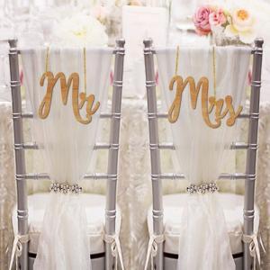 チェアサイン10MrMr|weddingdecor