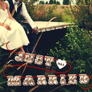 木製ガーランドフォントver01|weddingdecor