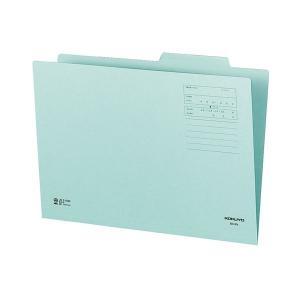 【商品名】 (まとめ) コクヨ 個別フォルダー(カラー) B4 青 B4-IFB 1セット(10冊)...
