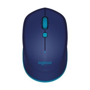 【商品名】 (まとめ)ロジクール BluetoothマウスM337 ブルー M337BL 1個【×2...