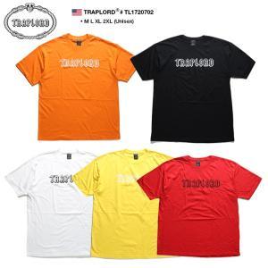 トラップロード TRAPLORD Tシャツ 半袖 メンズ レディース 大きいサイズ b系 かっこいい...