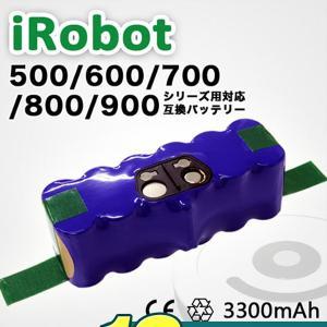 ルンバ バッテリー 500 700 シリーズ対応 互換バッテ...