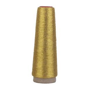 色:ゴールド。材質:メタリック、ポリエステル。サイズ:19 * 7 * 6センチメートル(L * W...