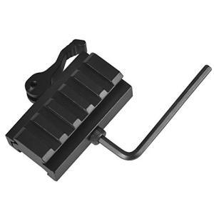 20mmレイル用QDレバーロック付きの5スロット拡張レール です。 各種20mmレイル幅のマウントベ...