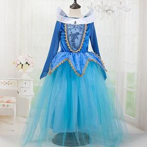 お姫様になりたいお子様の夢を叶えるドレスで。 セット内容:ドレス ドレス素材:ポリエステル混紡 とて...