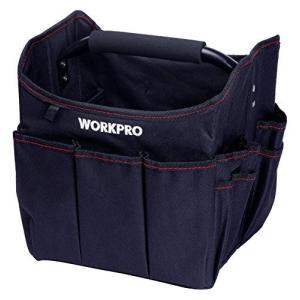 WORKPRO 折り畳みツールバッグ 250mm サイズ:280×250×280mm 重さ:1050...