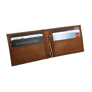 4d29a01b4ce1 Vodux マネークリップ付きカードケース パスケース (定期入れ) 付 Money Clip