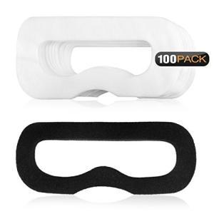 【対応機種】:HTC Vive 【材料】不織布 【サイズ】:カバー: 20 x 10cm スポンジ:...