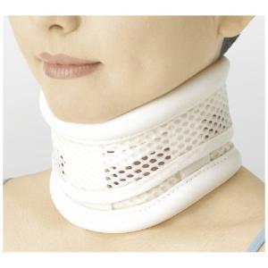 【主な用途】 頚部の固定  【主な特長】 ●メッシュ素材を採用し、通気性に優れています。 ●2枚のシ...