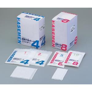 8603df4d79d3c1 長谷川綿行 滅菌尺角ガーゼ ブリスター 4折 20枚/袋×5袋入 245052