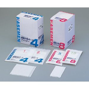 【特長】 ●トレータイプの滅菌バッグに入った滅菌尺角ガーゼです。 ●折り方で箱・滅菌バッグ等のカラー...